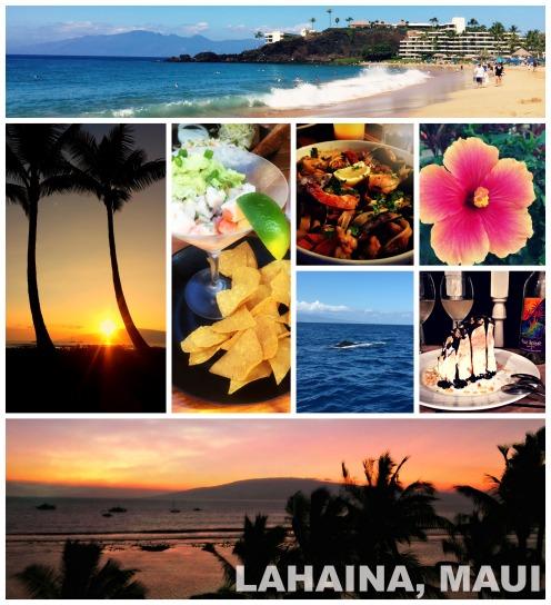 Three days in Lahaina, Maui